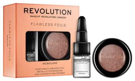 Наборы для макияжа Makeup Revolution Flawless Foils Rebound тени для век + праймер