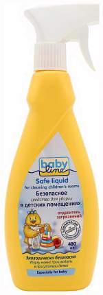 Средство для уборки babyline в детских помещениях 480 мл