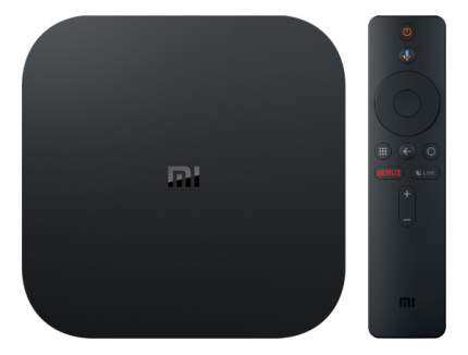 Смарт-приставка Xiaomi Mi Box S EU (MDZ-22-AB) Black