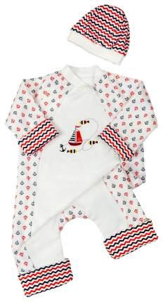 Комбинезон шапочка Бриз с рисунком Сонный Гномик