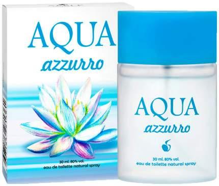 Туалетная вода Apple Parfums Aqua Azzurro 30 мл