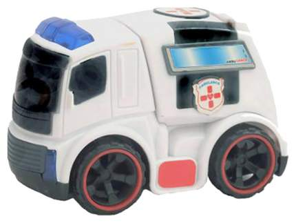 Игрушка HK Industries Спецтехника инерционная скорая, арт. А5522-10