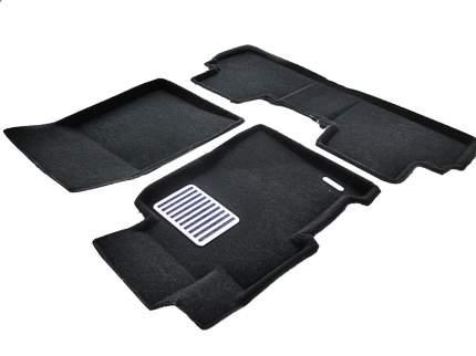 Комплект ковриков в салон автомобиля для Volvo Euromat Original Lux (em3d-005502)