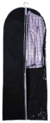 Чехол для одежды Рыжий кот Нетканка 312104 черный
