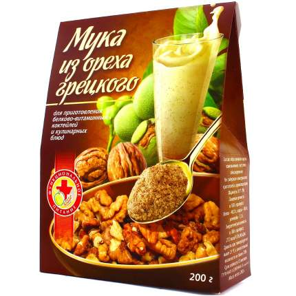 Мука Специалист из грецкого ореха 200 г