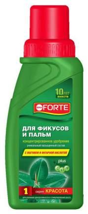 Удобрение Bona Forte для фикусов и пальм серия Красота, 285 мл