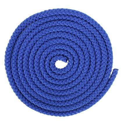 Скакалка гимнастическая Jabb AB251 синяя 300 см