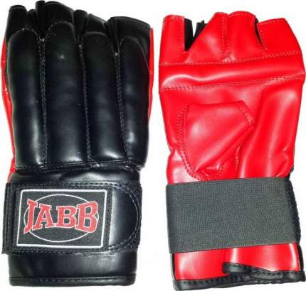 Шингарты Jabb JE-1401P XL черно-красные