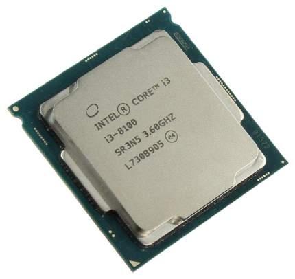 Процессор Intel Core i3 8100 OEM