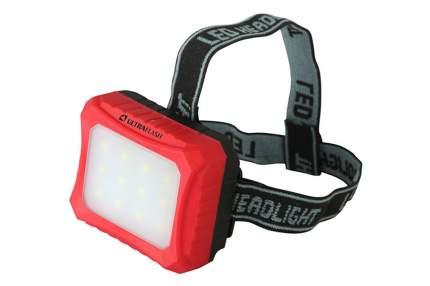 Туристический фонарь Ultraflash LED5373 красный, 1 режим