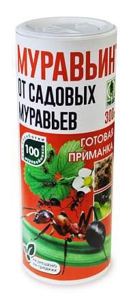 Средство от насекомых Муравьин 300 гр,  Грин Бэлт