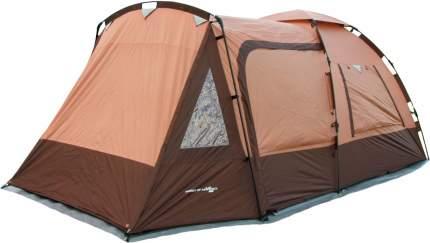 Палатка-автомат Maverick Ultra четырехместная коричневая