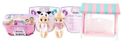 Набор Zapf Creation Baby Secrets с садовыми качелями 930-328
