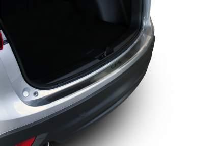 Накладка на наружный порог багажника с логотипом NL,Mazda CX-5 2012-2019