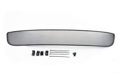 Сетка на бампер внешняя arbori для CITROEN C4 2013, черная, 10 мм