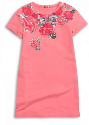 Платье для девочки Pelican GFDT4016/1 Розовый р. 140