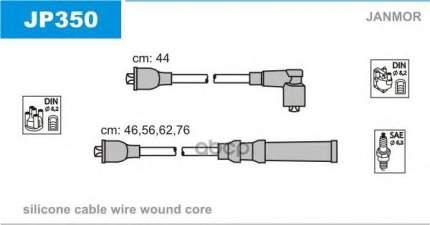 Комплект проводов зажигания JANMOR JP350