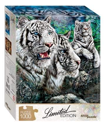 Пазл Limited Edition - Найди 13 тигров, 1000 элементов