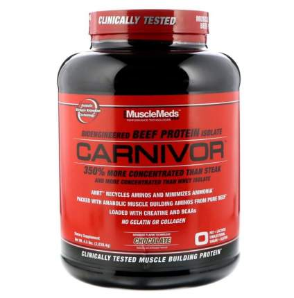 Гейнер Musclemeds Carnivor Mass 4530 г Chocolate Fudge