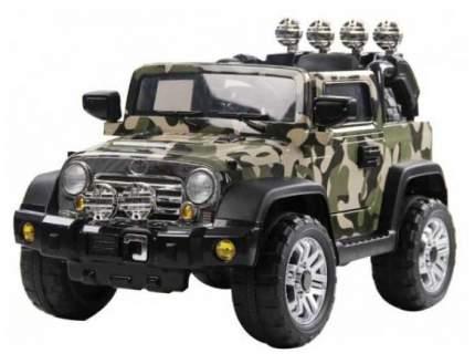 Радиоуправляемый детский электромобиль Harleybella Beach Jeep Камуфляж