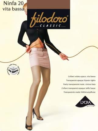 Колготки Filodoro Classic NINFA 20 VITA BASSA/Tea/3 (M)