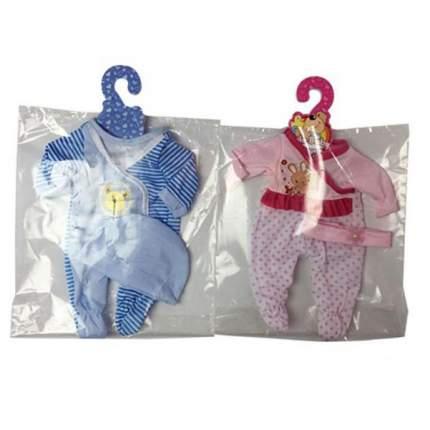 НАША ИГРУШКА Комплект одежды для куклы Бутуз, 2 предмета YLC35E