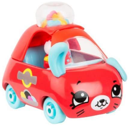 Машинка пластиковая Cutie Cars Gumball go-cart с фигуркой Shopkins, 3 сезон
