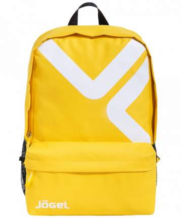 Рюкзак Jogel JBP-1902-041, желтый/белый, M, 18 л