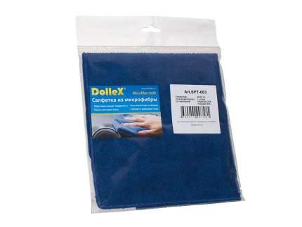 Салфетка из микрофибры 30х30 см Dollex SPT-003
