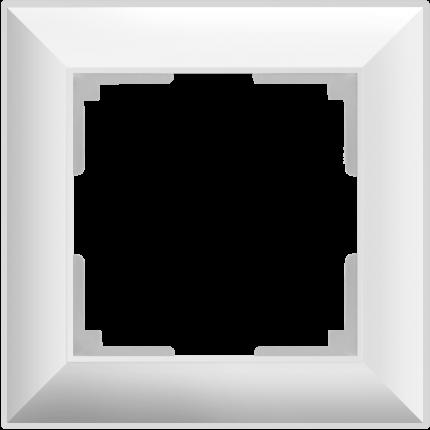 Рамка для выключателя Werkel WL14-Frame-01 a038837 белый