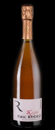 Шампанское Rose Brut Ambonnay Grand Cru, Eric Rodez