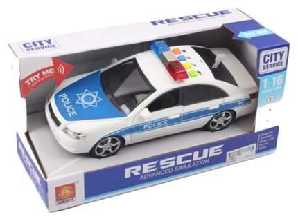Машина спецслужбы Shenzhen Toys Полицейская машинка WY560A