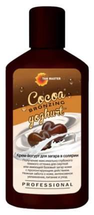 Средство для солярия Tan Master Cocoa Bronzing Yoghurt 120 мл