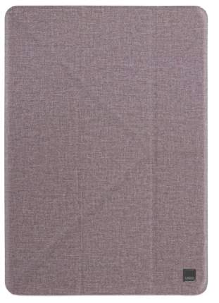 Чехол Uniq Yorker Kanvas (PDM5YKR-KNVBEG) для iPad Mini 5 (Beige)