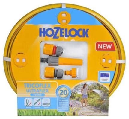 Набор для полива HoZelock 117035 TRICOFLEX ULTRAFLEX STARTER SET