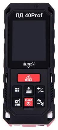 лазерный дальномер Elitech ЛД 40Prof