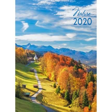 Календарь 2020 Природа (Евроспираль), КПВМ2006
