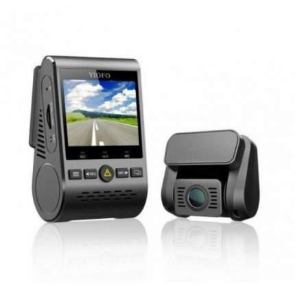 Видеорегистратор VIOFO A129 Duo c GPS и второй камерой