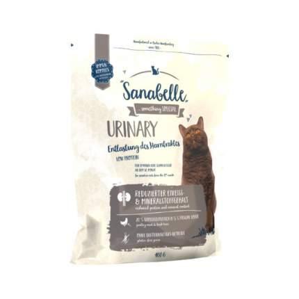 Сухой корм для кошек Sanabelle Urinary, домашняя птица, 0,4кг