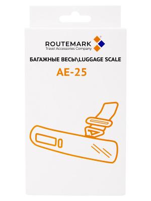 Весы багажные Рутмарк АЕ25 синие