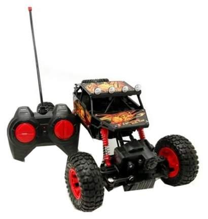 Машинка пластиковая радиоуправляемая Balbi RCS-4304-A Красная
