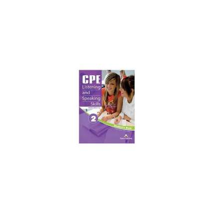 Cpe Listening & Speaking Skills 2, Proficiency C2, Student'S Book (Revised) (With Dig...