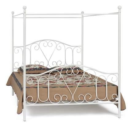 Кровать двуспальная TetChair Secret De Maison Metis 160х200 см, белый