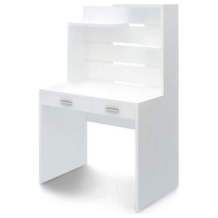 Компьютерный стол Мэрдэс Домино нельсон СП-22 MER_SP-22BE, белый жемчуг