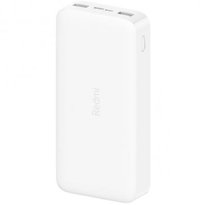 Внешний аккумулятор Xiaomi Mi Redmi Power Bank 10000 mAh White ( PB100LZM)