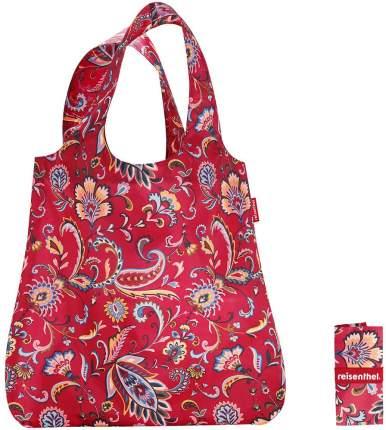 Сумка складная Mini maxi shopper paisley ruby