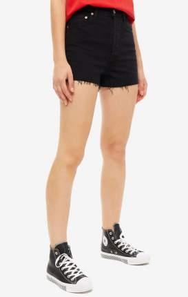Повседные шорты женские Levi's 7787900020 черные 23 US
