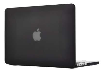 Чехол-накладка пластиковая i-Blason для Macbook Pro Retina 15 (черная матовая)