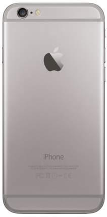 Смартфон Apple iPhone 6 16GB Space Gray (FG472RU/A) восстановленный