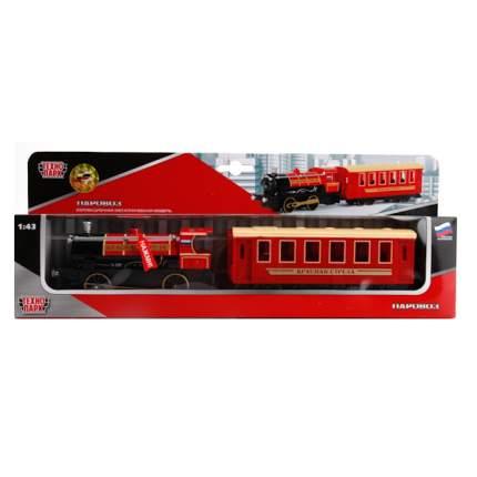 Поездной состав Технопарк ct10-038 (24)